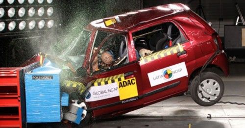 Alto K10 Without Airbag