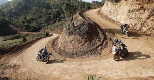 BMW Motorrad Safari India