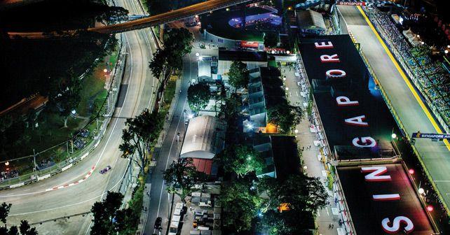 Formula1 Singapore