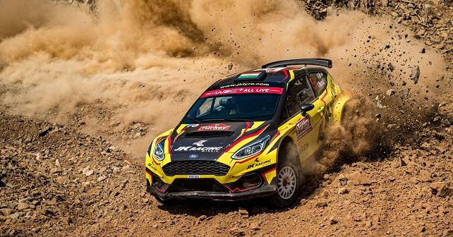 Gaurav Gill WRC 2 Turkey 2019