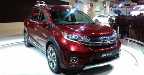 Honda BR V 1