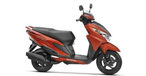 Honda Grazia 125 Cc Scooter