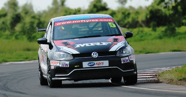 Jeet Jhabakh Wins The Volkswagen Motorsport Championship Title Of Ameo Class 2019