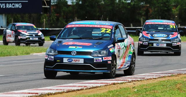 Jeffrey Kruger Wins Race One Of Ameo Class Round