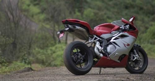 MV Agusta F4 R New Engine Story M