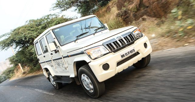 Mahindra Bolero Power