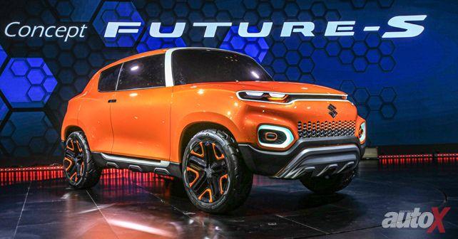 Maruti Suzuki S Presso Concept