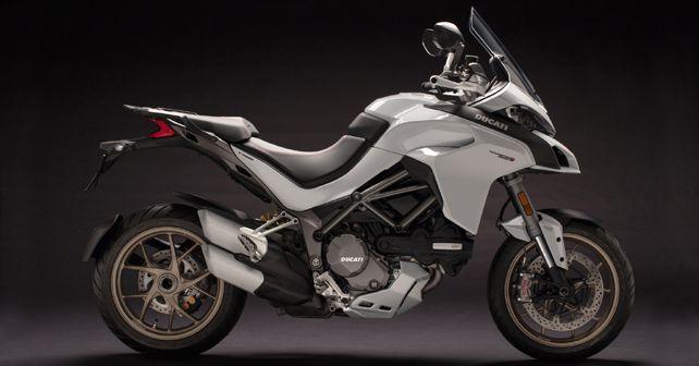 Ducati Multistrada 1260 MY18 White