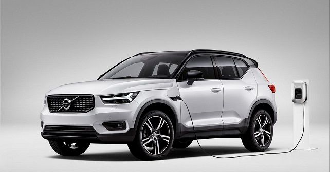 New Volvo XC40 T5 Plug In Hybrid