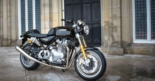 Norton Commando 961 Sport India Launch M