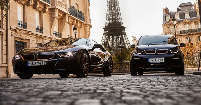 2020 BMW i3s Roadstyle & i8 Ultimate Sophisto Editions