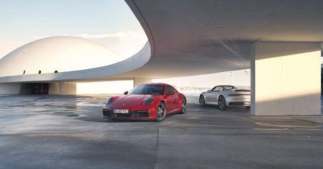 Porsche 2020 911 Carrera