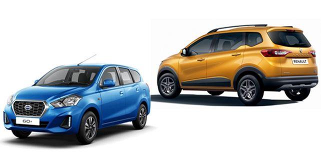 Renault Triber Vs Datsun Go Plus
