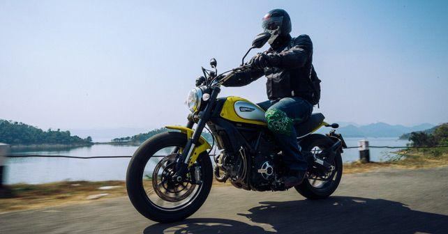 Ride Scrambler Ducati