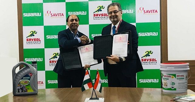 Savsol Swaraj Agreement