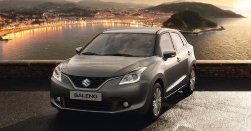 Suzuki Baleno Revealed At Frankfurt
