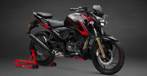 TVS Apache RTR 200 4V Race Edition ABS
