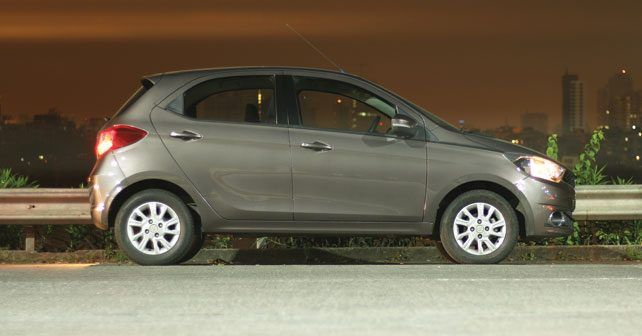 Tata Tiago Side Profile