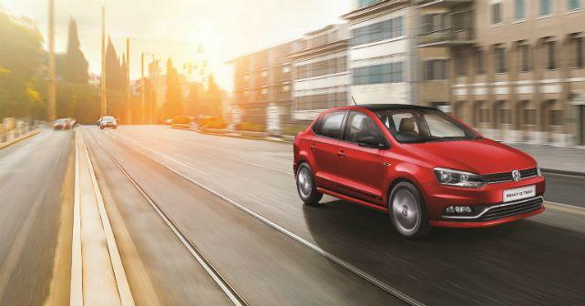Volkswagen Ameo GTLine India Launch