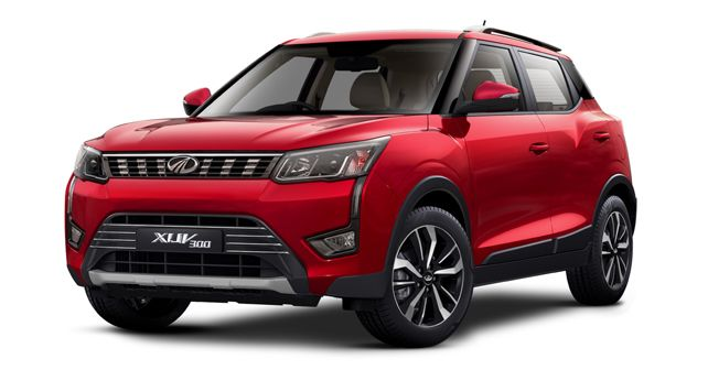 Mahindra XUV300 W6 AMT variant launched