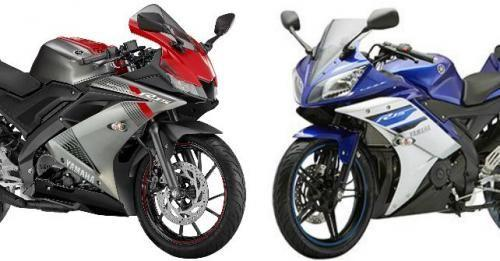 Yamaha YZF R15 V3 Dimensions, Length, Width and Height - autoX