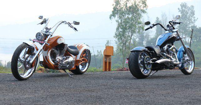 Avantura Choppers Rudra and Pravega