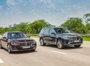 bmw x7 and bmw 7 series review
