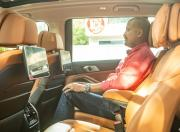 bmw x7 rear seat
