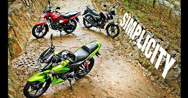 Honda CBF Stunner vs Suzuki Slingshot vs TVS Phoenix