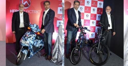 Hero Electric New Bikes
