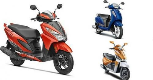 Honda Grazia Comparison