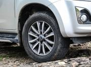 isuzu d max v cross automatic alloy wheel