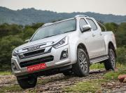 Isuzu D Max V Cross Front Three Quarter