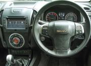 isuzu d max v cross z interior