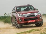 Isuzu D Max V Cross Z Front View
