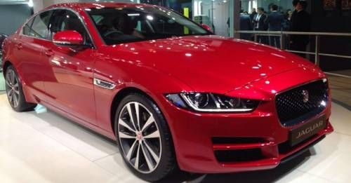 Jaguar Xe Launched