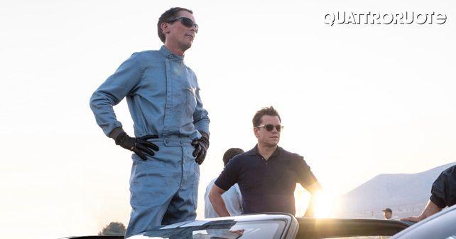 Matt Damon And Christian Bale