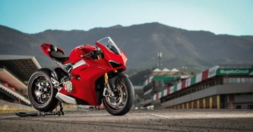 Panigale V4 Bookings Re Open