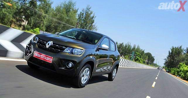 Renault Kwid 1 Litre Action