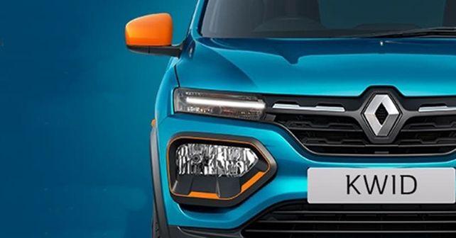 Renault Kwid Facelift India Launch