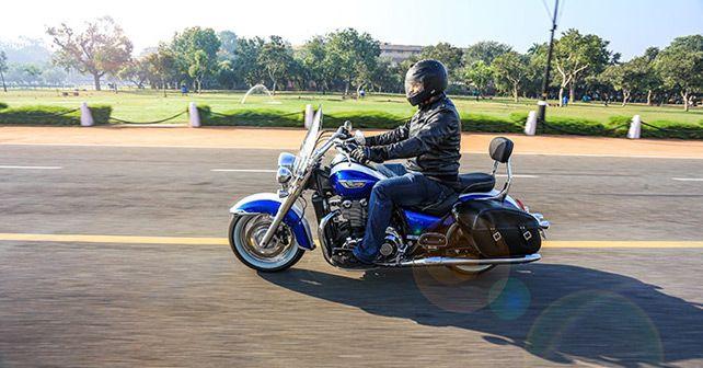 Ride Harley Triumph