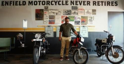 Royal Enfield Vintage Store
