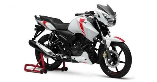 Rtr 160 Race Edition