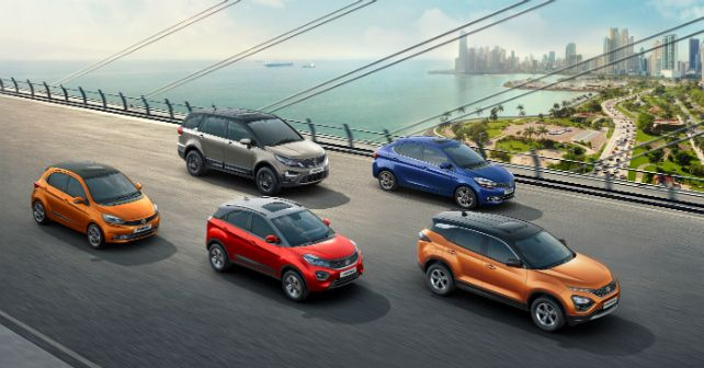 Tata Motors Range Of Cars Product Portfolio M