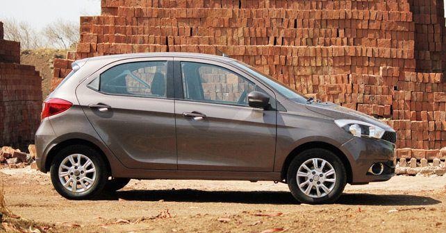 Tata Tiago Side Profile
