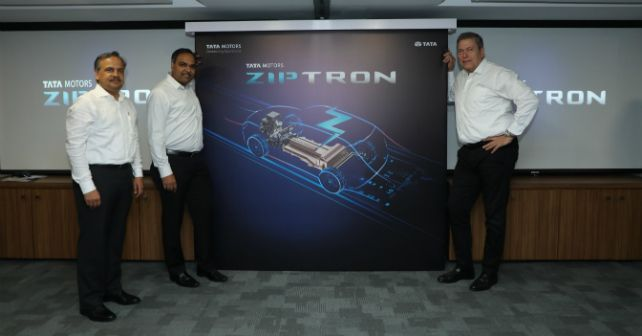 Tata Ziptron Technology Electric Vehicles