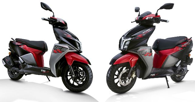 Tvs Ntorq 125 Race Edition Launched