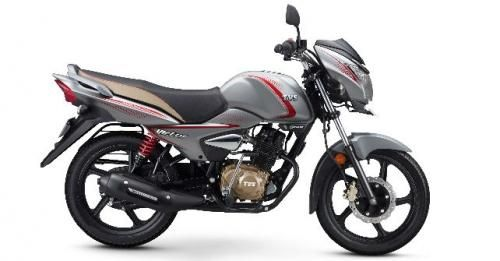 Tvs Victor Premium Edition Matte Silver Launched M