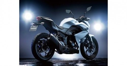 Kawsaki Z250 coming to India
