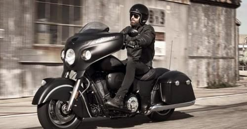 Indian Chieftain Dark Horse Unveiled